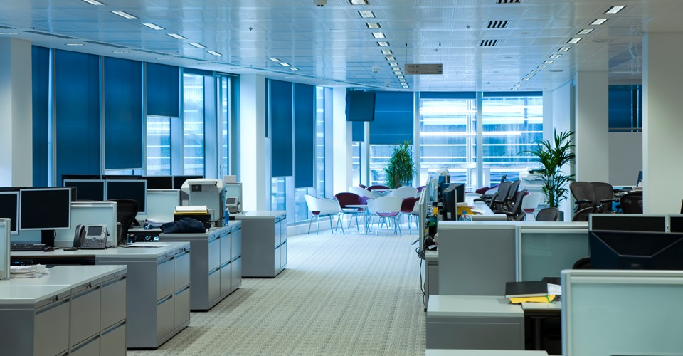 Specialists in CommercialNobody does it better -   Office Refurbishments, Shopping Centres, Hotel Work, Restaurants and more